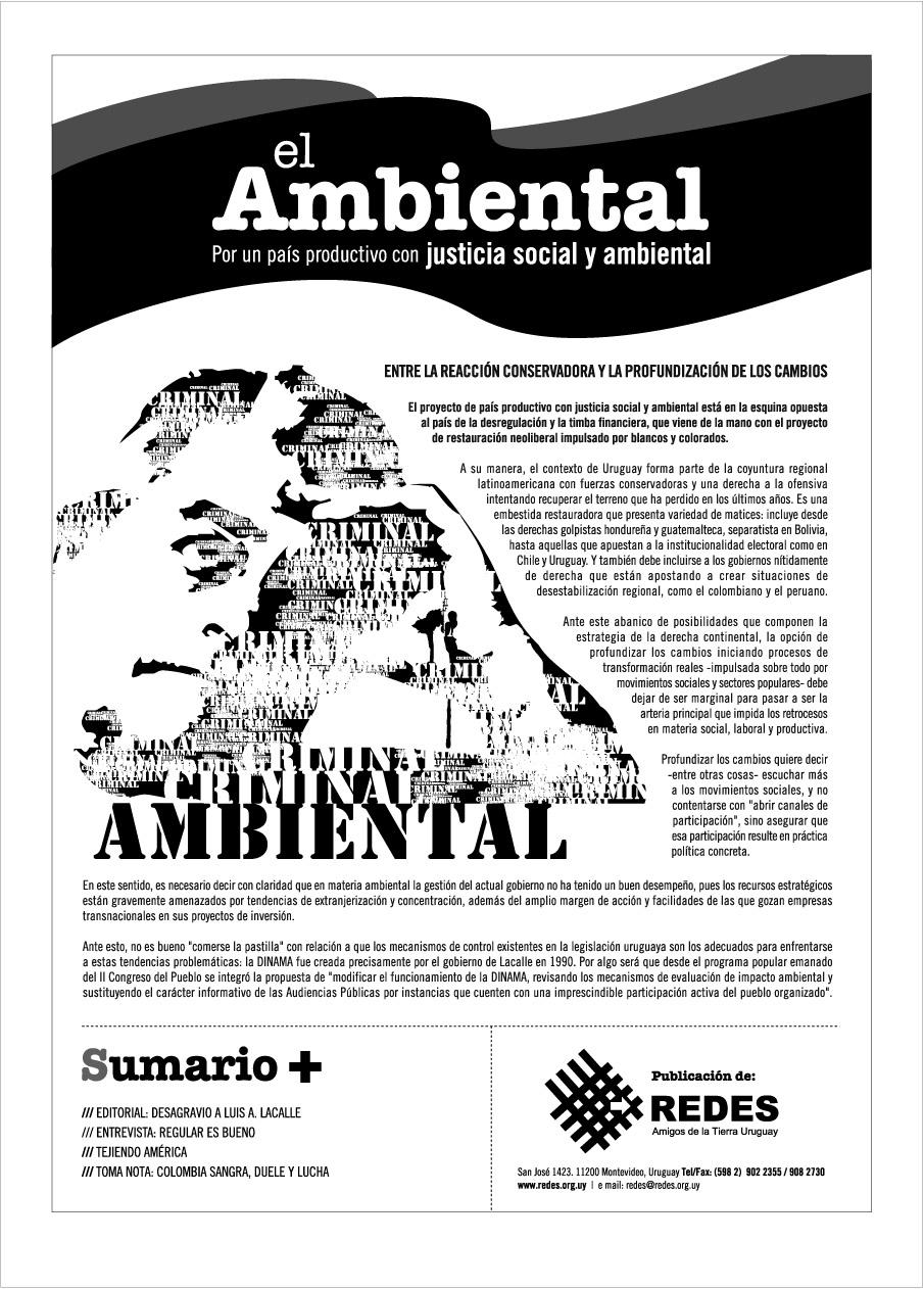 REDES - Amigos de la Tierra Uruguay