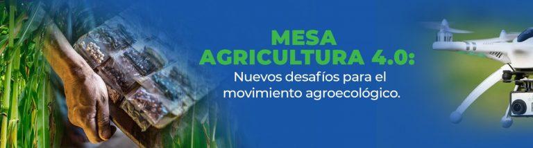 Afiche Agricultura 4.0
